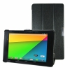 "Чехол-подставка KaysCase SlimBook Leather Case Black для Google Nexus 7"" II 2013 черный A-GN7-2ND-SLIM-BLACK"