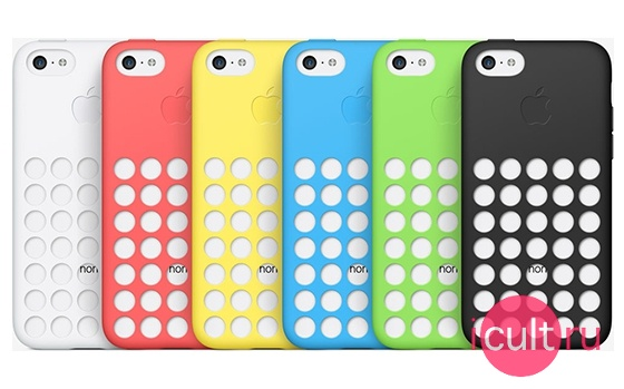 Apple iPhone 5C Case Yellow