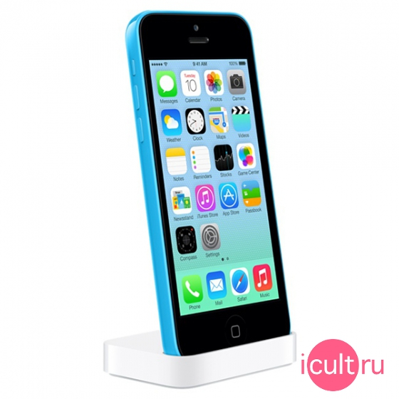MF031ZM/A Док-станция Apple iPhone 5C Dock White для iPhone 5C белая