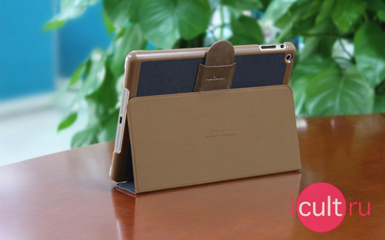 Maccaly Protective Case And Stand Blue
