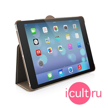Чехол-книжка Maccaly Protective Case And Stand Brown коричневый BSTANDPA5-BR