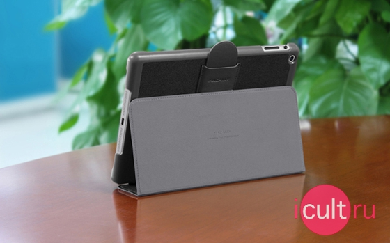Maccaly Protective Case And Stand Black