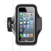 Спортивный чехол на руку Belkin Slim Fit Plus Armband Black для iPhone 5/SE черный f8w299vfc00