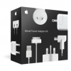 MB974ZM/B Apple World Travel Adapter Kit-Gen для iPod/iPhone/iPad
