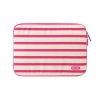"Чехол Incase Striped Canvas Sleeve Pop Pink для MacBook Pro 13"" розовый CL60339"