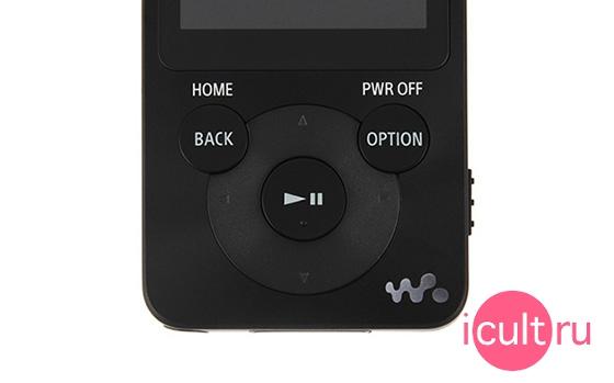 Sony NWZ-E583B