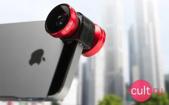 Olloclip 4 in 1 System Lens Silver