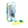 Водонепроницаемый чехол Griffin Survivor + Catalyst Waterproof Case Turquoise/Clear для iPhone 5/5S бирюзовый GB36204