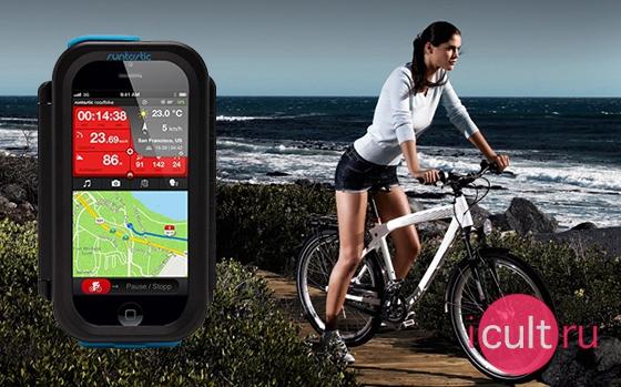 Runtastic Bike Case For iPhone