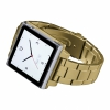 Ремешок на руку Hex Vision Metal Watch Band Gold для iPod Nano 6G золотой HX1026