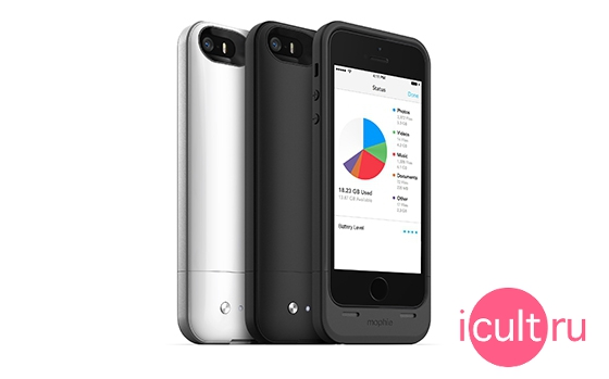 Mophie Space Pack Black