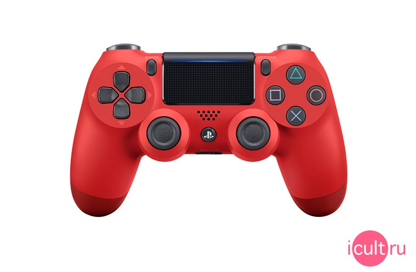 Sony DualShock Wireless Controller Magma Red