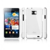 Чехол SGP Samsung Galaxy S2 Case Linear Pure series infinity white белый SGP07958