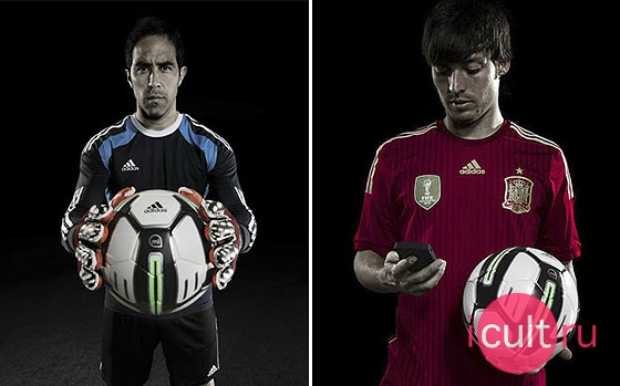 Buy Now Adidas miCoach Smart Ball
