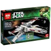 Конструктор Lepin Star Plan 05039 Истребитель X-WING RED FIVE