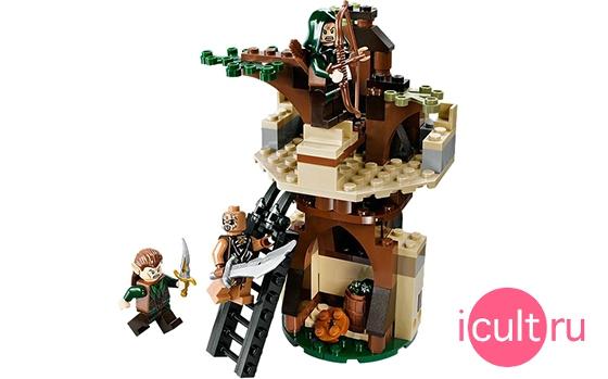 Lego The Hobbit Mirkwood Elf Army