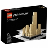 Конструктор Lego Architecture Rockefeller Center 21007 Рокфеллер центр