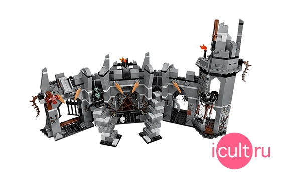 Lego The Hobbit Dol Guldur Battle