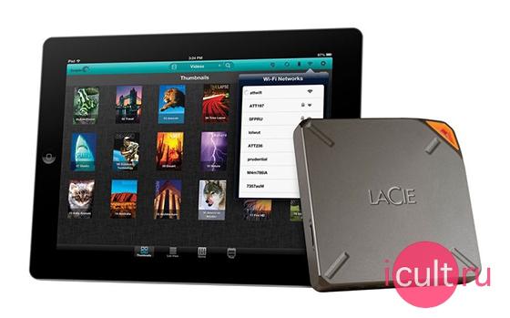 Lacie Fuel Wi-Fi/USB 3.0 1TB