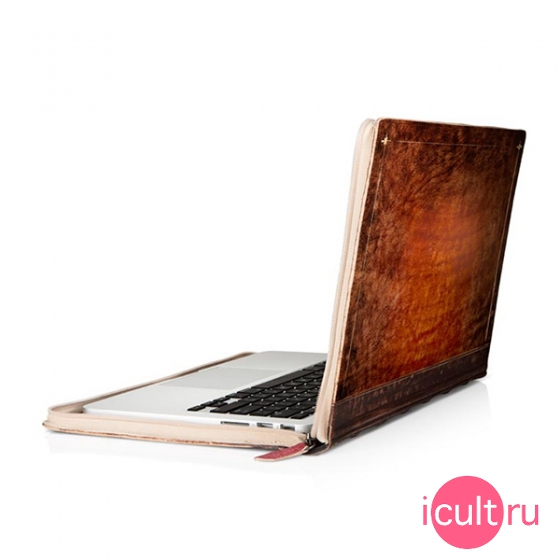 Чехол-книга Twelve South BookBook Rutledge для MacBook Pro 13 Retina красный 12-1322