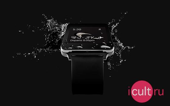 Характеристики LG G Watch