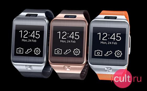 Samsung Gear 2 Metallic Orange
