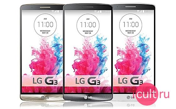 LG G3 Black
