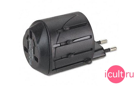 Kensington International All-In-One Travel Plug Adapter