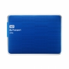Внешний жесткий диск Western Digital My Passport Ultra 1TB USB 3.0 Blue WDBZFP0010BBL