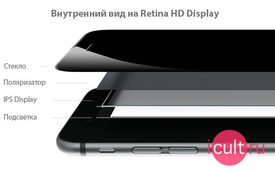 Время работы Apple iPhone 6