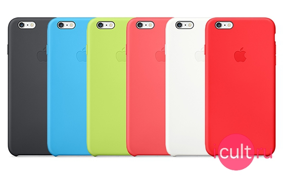 MGXX2 Apple Silicone Case