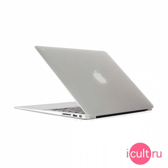 Чехол Moshi iGlaze Stealth Clear для MacBook Air 13 прозрачный 99MO071902
