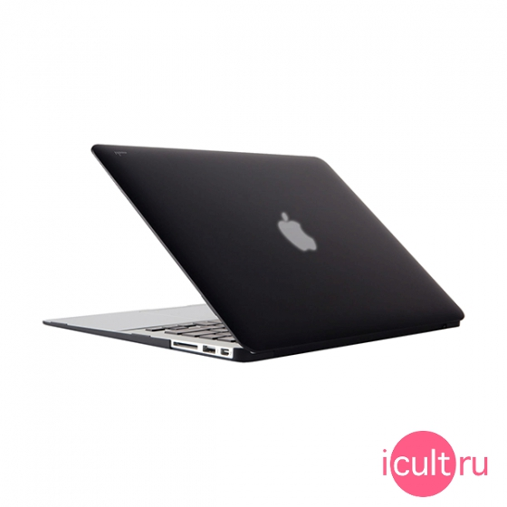 Чехол Moshi iGlaze Stealth Black для MacBook Air 13 черный 99MO071002