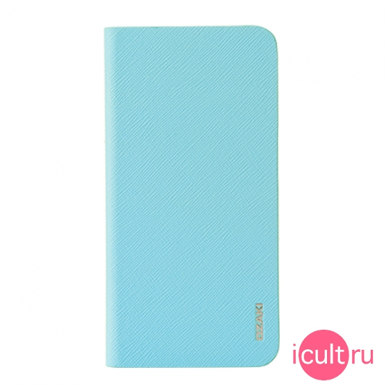 Чехол-книжка Ozaki O!coat 0.3 + Folio Light Blue для iPhone 6/6S голубой OC558LB