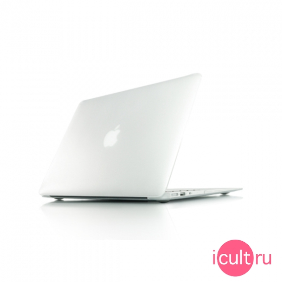 Чехол Ozaki O!macworm TightSuit Transparent для MacBook Air 11 прозрачный OA401TR