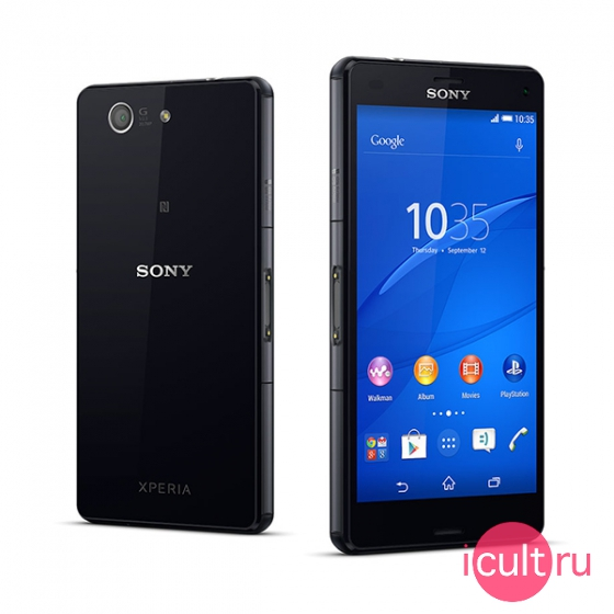 Смартфон Sony Xperia Z3 Compact 16GB Black черный LTE