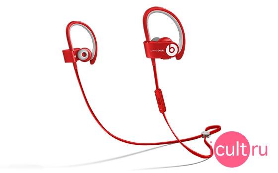 Beats Powerbeats 2 Red