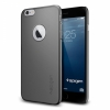 Чехол SGP Thin Fit A Gunmetal для iPhone 6 Plus графит SGP10890