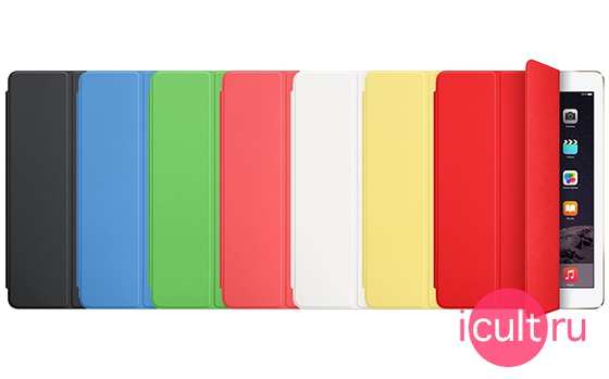 MGTP2 Apple Smart Cover Red