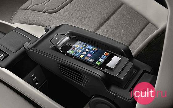 BMW Snap-in Media Cradle Holder Adapter Music New OEM