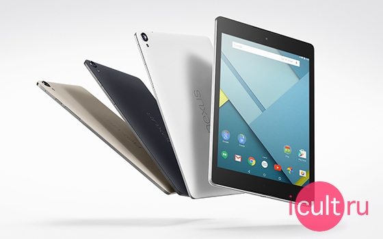 Google Nexus 9 Lunar White