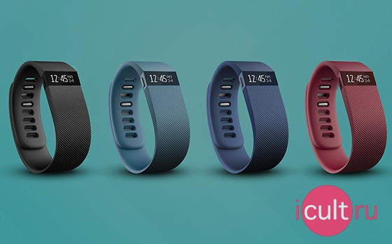 Fitbit Charge Black