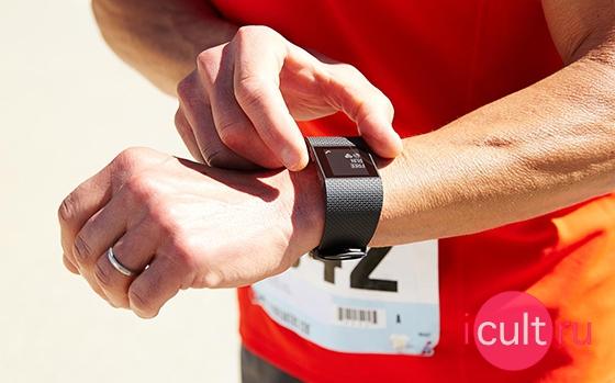Новый Fitbit Surge