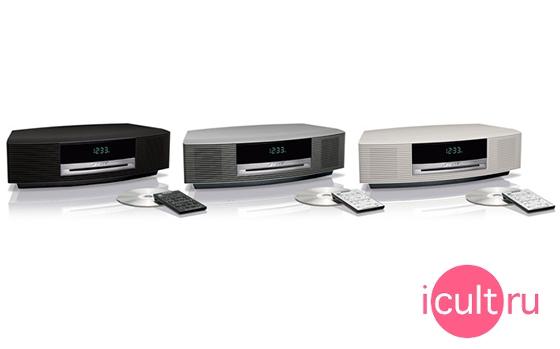 Bose Wave Music System III Platinum White