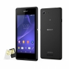 Смартфон Sony Xperia E3 Dual 4GB Black черный