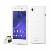 Смартфон Sony Xperia E3 Dual 4GB White белый