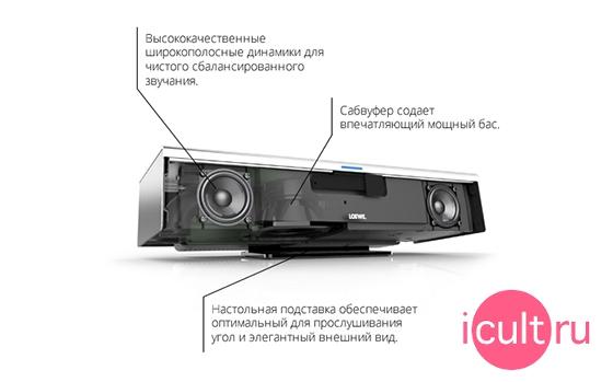 Купить онлайн Loewe SoundPort Compact