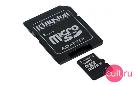 Kinston SDC10/16GB