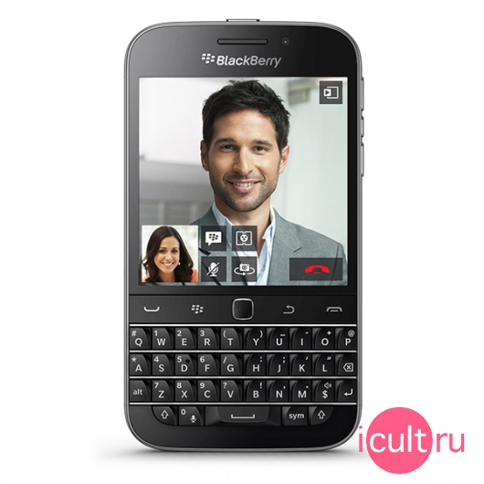 Смартфон Blackberry Classic 16GB Black черный LTE