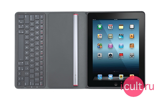 Logitech Folio Wireless Solar